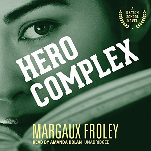Hero Complex audiobook cover art
