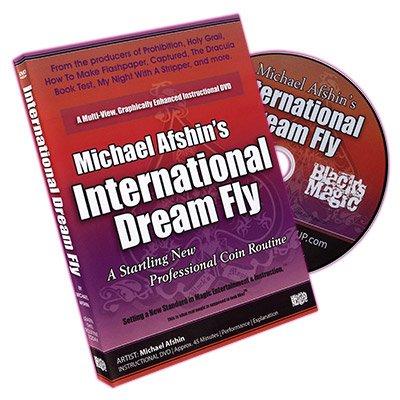 International Dream Fly by Michael Afshin and Blacks Magic - DVD