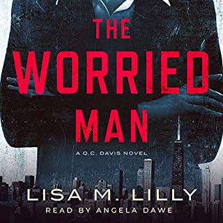 The Worried Man (Q.C. Davis Mystery) audiobook cover art