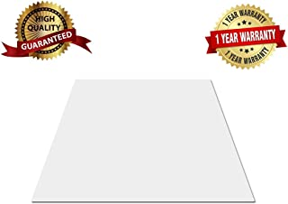 Glass Print Bed Borosilicate Glass 3D Printer Glass Print Bed 235x235x3.7mm for Ender 3 DC-01 Glass Print Bed Borosilicate Glass