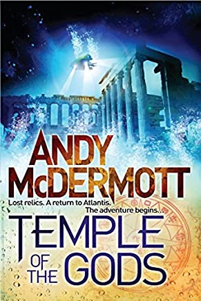 Temple of the Gods by Andy McDermott(2012-01-01)