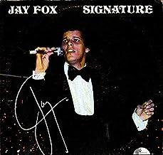 Jay Fox: Signature LP VG/NM USA Orpheus JDKF 1201LP