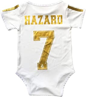 New 2019-2020 Season Soccer Club Bodysuit Onesie Baby Suit for 9-18 Months Babys