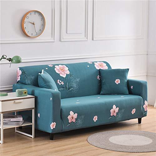 Fundas de sofá elásticas para Sala de Estar, Funda de sofá a Cuadros elástica, Funda para sofá, Funda para sofá, decoración del hogar, A12, 3 plazas
