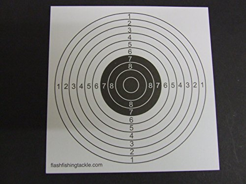 FFT 50 x 14cm 100gsm PAPER TARGETS AIR GUN RIFLE PISTOL BB AIRSOFT SHOOTING...