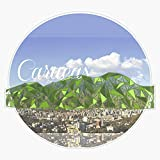 Avila, Caracas, Venezuela Decal Vinyl Bumper Sticker 5'