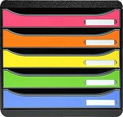 Exacompta 309798D Premium Ablagebox mit