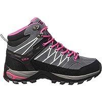 CMP Rigel - Zapatillas de senderismo Mujer, Gris (Grey-Fuxia-Ice 103Q), 38 EU