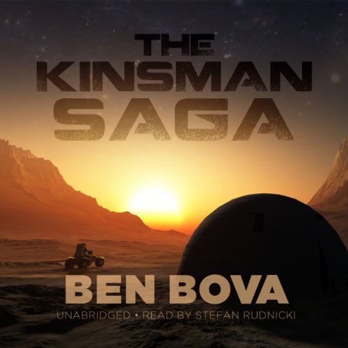 The Kinsman Saga audiobook cover art