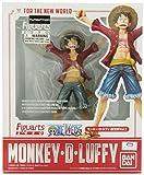 Bandai Monkey D. Luffy (New World Version) One Piece - Figuarts Zero [Toy] (Japan Import)