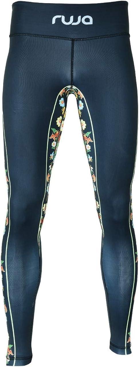 Ruja Women's Pro Classic Side Floral Leggings