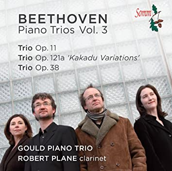 Beethoven: The Complete Piano Trios, Vol. 3