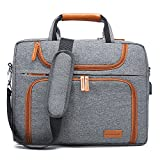 LOVEVOOK Laptop tasche 17-17.3 Zoll Notebook Tasche Wasserdicht Aktentasche Herren Schultertasche Macbook Tasche Business Taschen Herren...