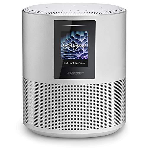 BOSE HOME SPEAKER 500 スマートスピーカー Amazon Alexa搭載 ラックスシルバー