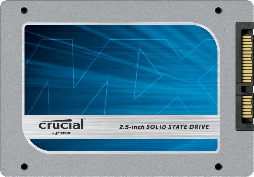 (OLD MODEL) Crucial MX100 256GB SATA 2.5' 7mm (with 9.5mm adapter) Internal Solid State Drive CT256MX100SSD1