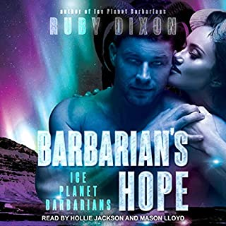 Couverture de Barbarian's Hope