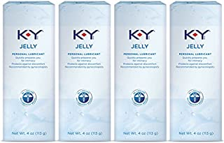 K-Y Jelly Premium Water Based Lube- Personal Lubricant...