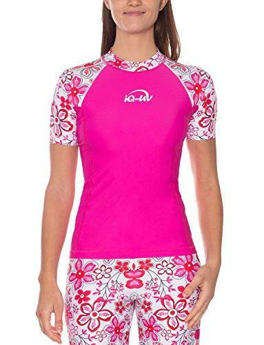 iQ-UV Damen UV Shirt Slim Fit Colormix,...