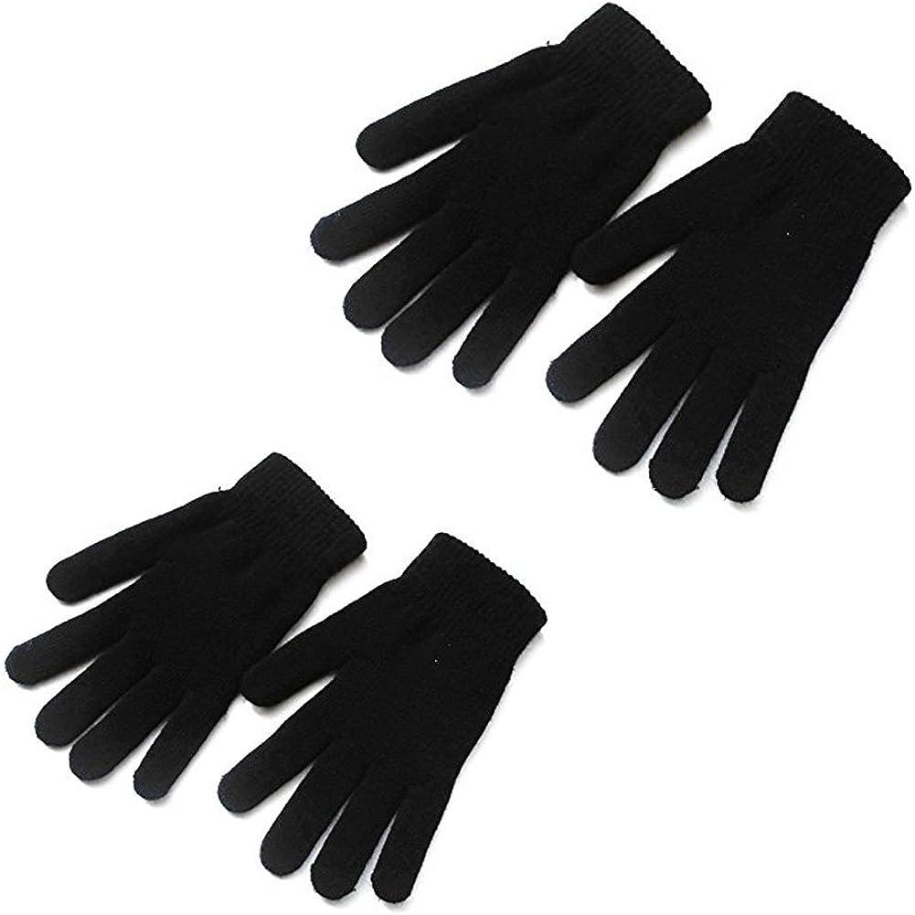 Mellons Winter Magic Gloves Warm Strecty Knit Gloves For Men Women