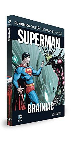 DC Graphic Novels. Superman. Brainiac