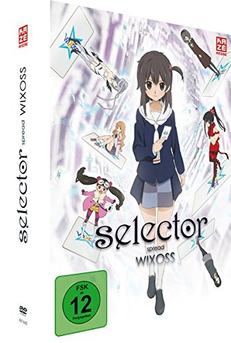 Selector Spread Wixoss - Vol. 1 (2 DVDs)