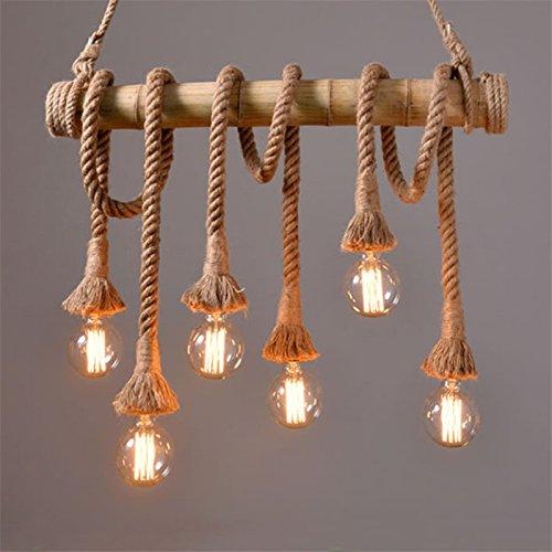 LightInTheBoxヴィンテージシャンデリア素朴なスタイル、60 W E26 / E27照明リビングルームベッドルームキッチンダイニングルーム