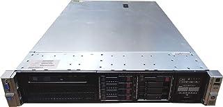 [中古サーバ][20コア40スレッド][128GBメモリ] HP Proliant DL380p GEN8 (10コアXeon E5-2690v2 3.0GHz*2/128GB/2.5inch 300GB*5/P420i RAID/DVD/Ce...