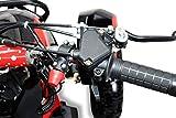Miniquad Kinder Cobra ATV  rot / schwarz - 9