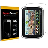 [3-Pack] For Leapfrog Epic 7' - SuperGuardZ Screen Protector [Lifetime Replacement], Ultra Clear, Anti-Scratch, Anti-Bubble
