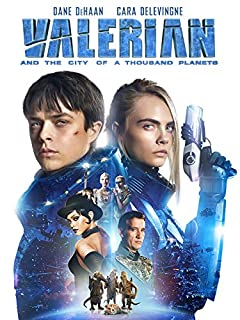 Valerian and the City of a Thousand Planets (4K UHD) (B077H2KG4R) | Amazon price tracker / tracking, Amazon price history charts, Amazon price watches, Amazon price drop alerts