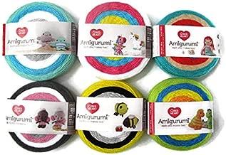 Red Heart Amigurumi Yarn, 6-Pack