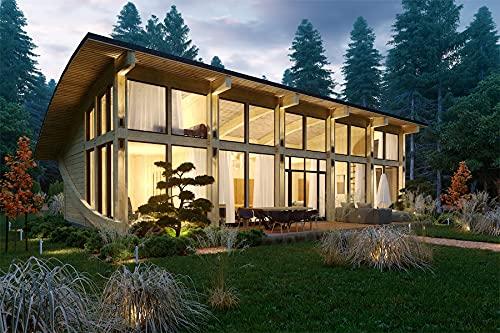 ECOHOUSEMART Timber Frame House