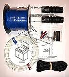 Best Shortwave Antennas - Shortwave, SWL, AM, OC, Basic Longwire Antenna Kit Review