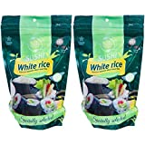 Sushi Rice, Premium Japanese Short Grain Rice, Specially Selected, 16 Oz (2-Pack, Total of 32 Oz)