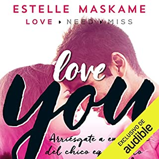 Love You (Spanish edition)                   De :                                                                                                                                 Estelle Maskame                               Lu par :                                                                                                                                 Alexia Lorrio                      Durée : 11 h et 32 min     Pas de notations     Global 0,0