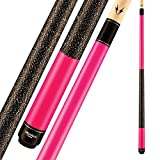 """Viking Valhalla 100 Series with Irish Linen Wrap 2 Piece 58"""" Pool Cue Stick, Billiard Cue Stick, Bar or House Use for Men or Women"""