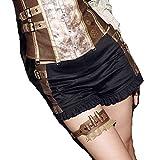 Steampunk Cosplay Victorian Leg Straps Belt...