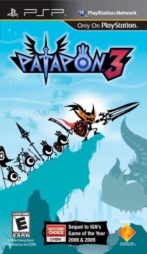 Patapon 3 - Sony PSP