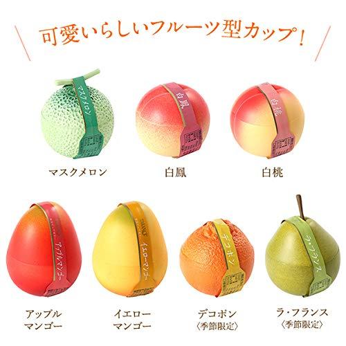 新宿高野『果実ピュアゼリー6入』