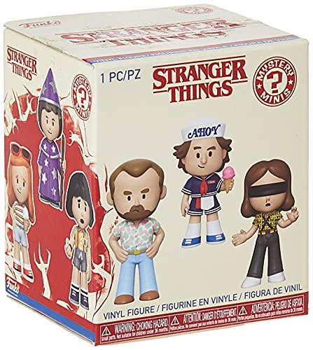 Funko Mystery Mini Television: Stranger Things, Figurina, Taglia unica, Colore Multicolore, 40963
