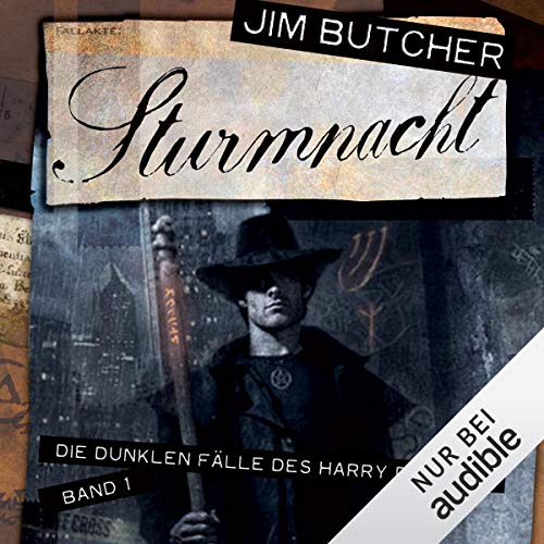 Sturmnacht audiobook cover art