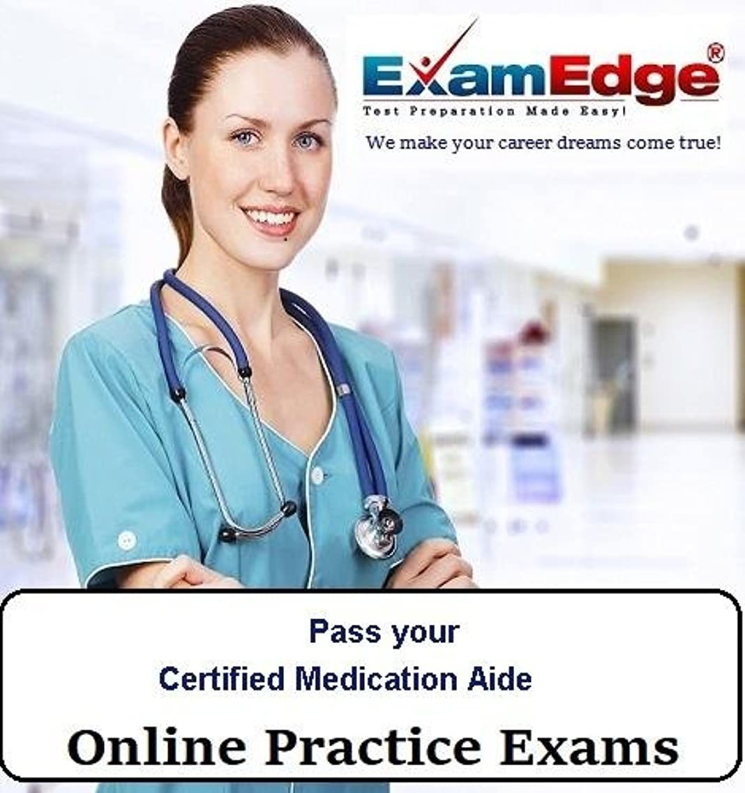Pass your Certified Medication Aide (15 Practice Tests)
