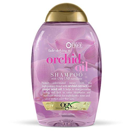 OGX Orchid Oil Shampoo, 385mL