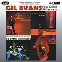 4 Classic Albums - Gil Evans - New Bottle Old Wine by Gil Evans (2013-01-29)