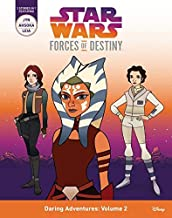 Daring Adventures: Volume 2 (Star Wars: Forces of Destiny Chapter Books)