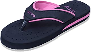 brandvilla Doctor Extra Soft Slipper Ortho Care Orthopaedic Comfort DR. Slipper for Women's and Girl's