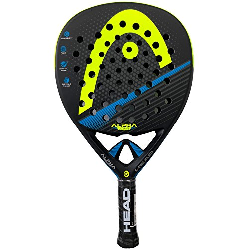 Head Pala Graphene XT Alpha Ultimate Yellow