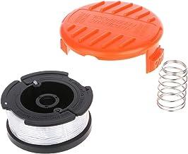 Professionele Autofeed Line String Trimmer Vervanging Spool Cap Set Voor Black & Decker