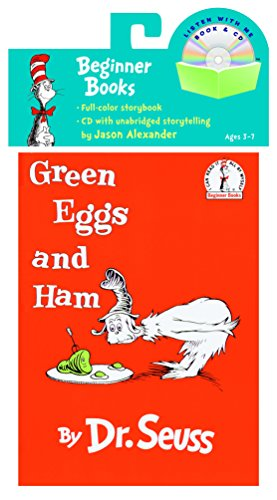 Green Eggs and Ham Book & CD (Dr. Seuss: Beginner Books)の詳細を見る