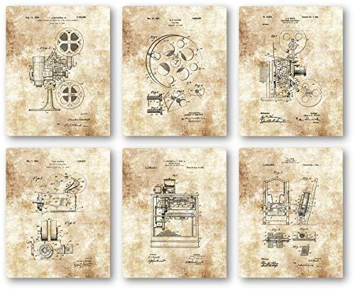 Ramini Brands Original Home Theater Patent Artwork...